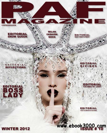 PAF Magazine - Winter 2012 free download