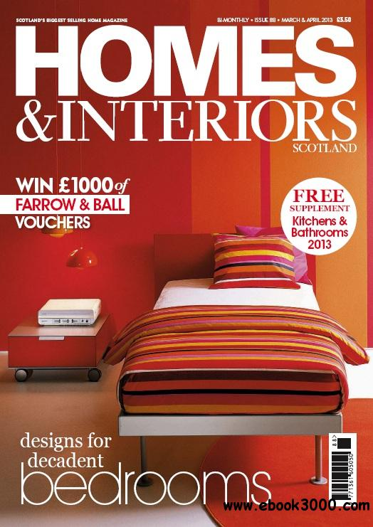Homes & Interiors Scotland - Mar/Apr 2013 free download