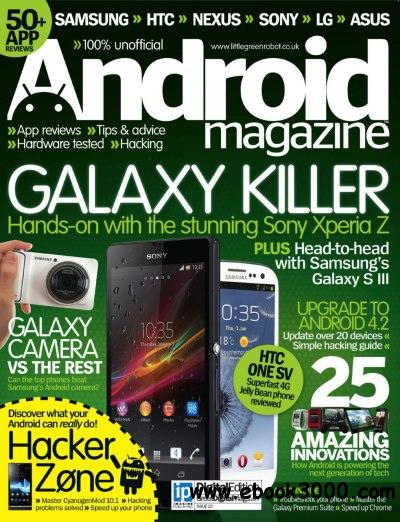 Android Magazine UK - Issue 22, 2013 free download