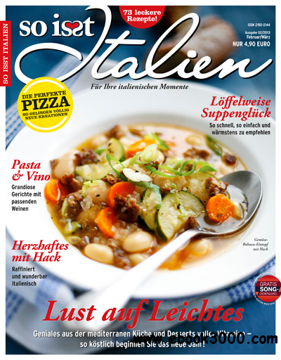 So isst Italien Magazin Februar Marz No 02 2013 free download