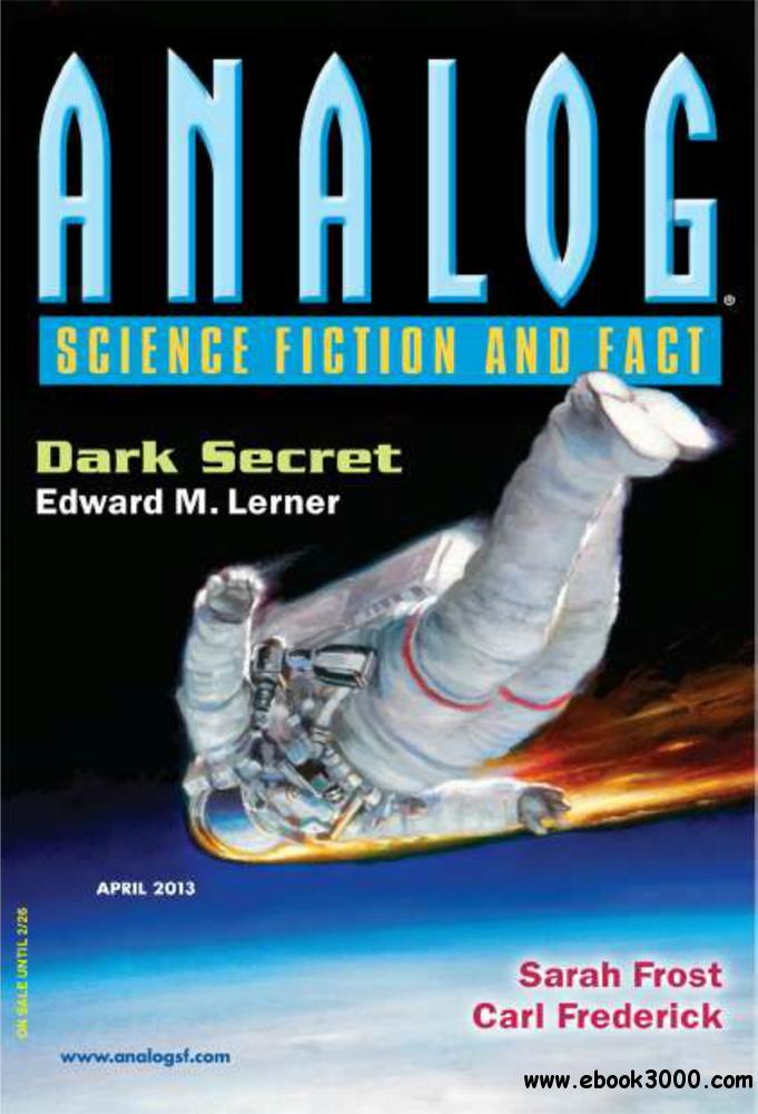 Analog Science Fiction and Fact April 2013 (USA) free download