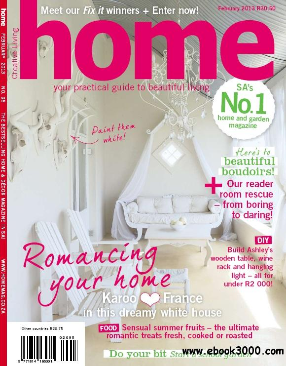 Home South Africa - February 2013 free download