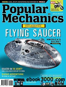 Popular Mechanics South Africa - March 2013 free download