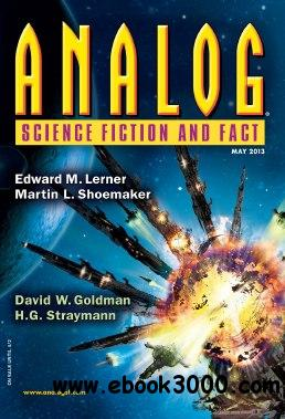 Analog Science Fiction and Fact - May 2013 free download