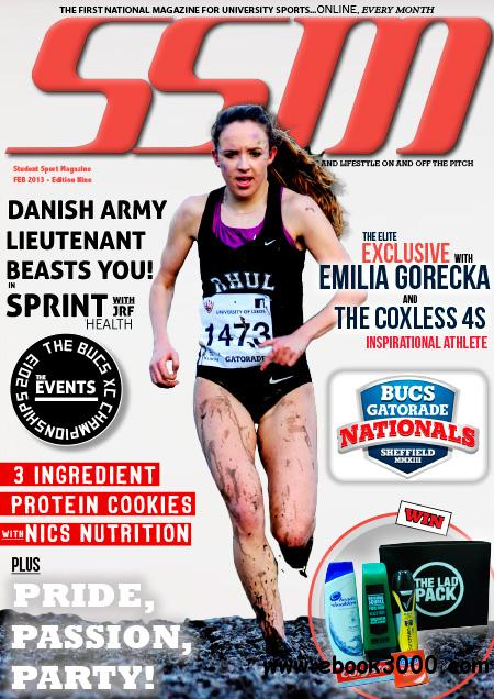Student Sport Magzine - February 2013 free download