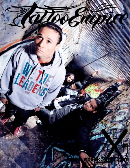Tattoo Empire - March 2013 free download