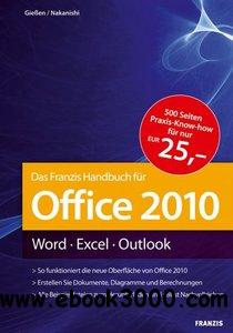 office 2010 handbuch word excel outlook free ebooks download. Black Bedroom Furniture Sets. Home Design Ideas