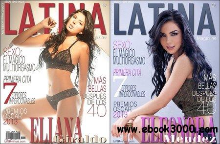 Latina - Febrero 2013 free download