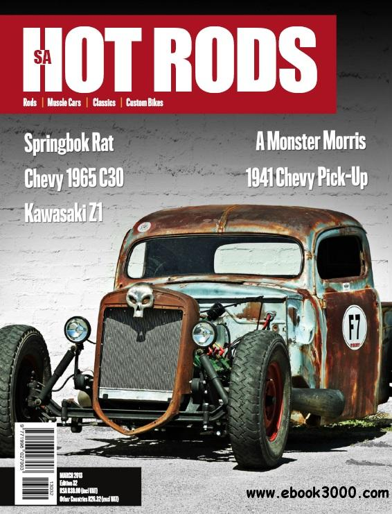 South Africa's Hot Rods - Issue 32 free download