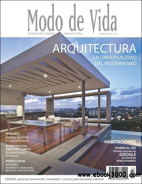 Modo de Vida - Marzo 2013 free download