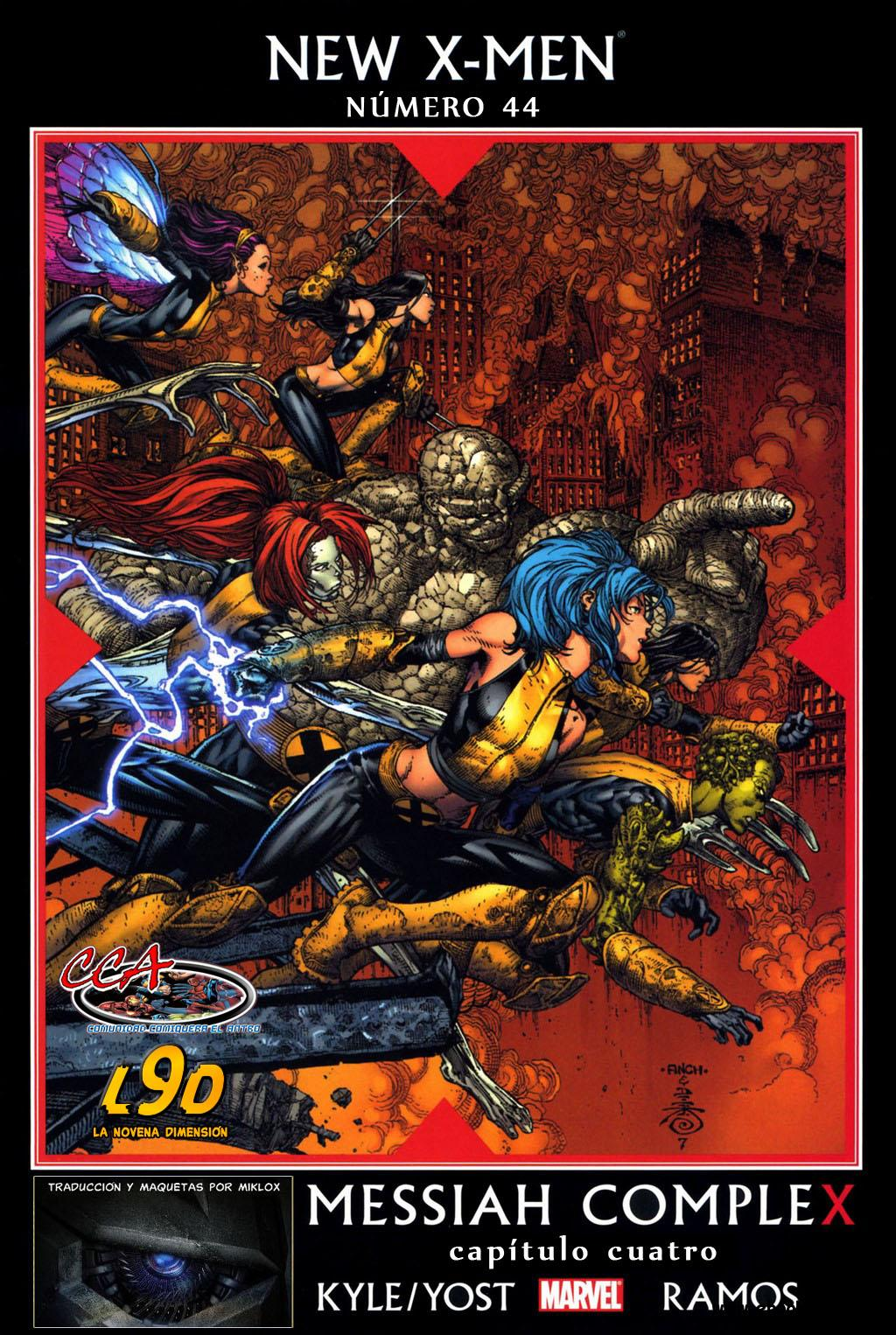 New X-Men 044 free download