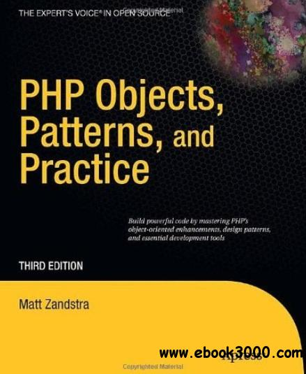 PHP Objects, Patterns and Practice (3rd edition) free download