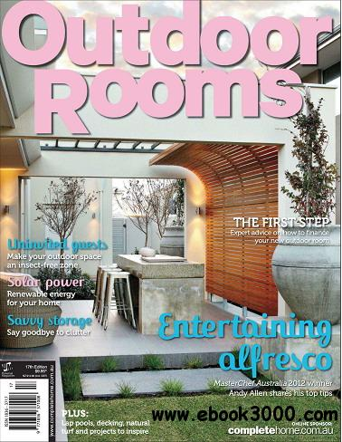 Outdoor Rooms Magazine Edition 17 free download