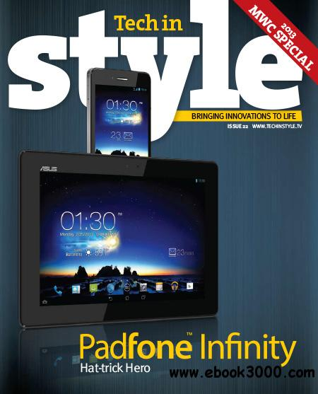 Tech in Style MWC 2013 Special free download