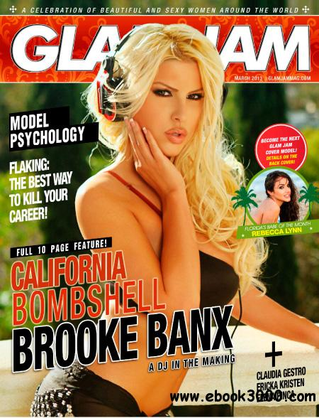 Glam Jam - March 2013 free download