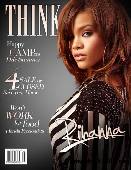 Think Magazine - March 2013 download dree