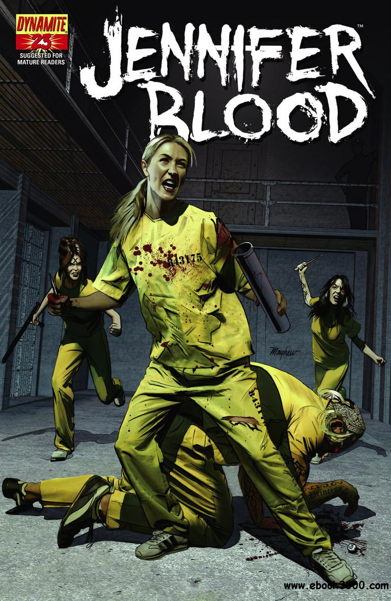 Garth Ennis Jennifer Blood 023 (2013) free download
