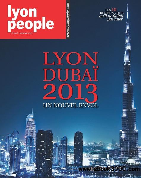 Lyon People - Janvier 2013 free download