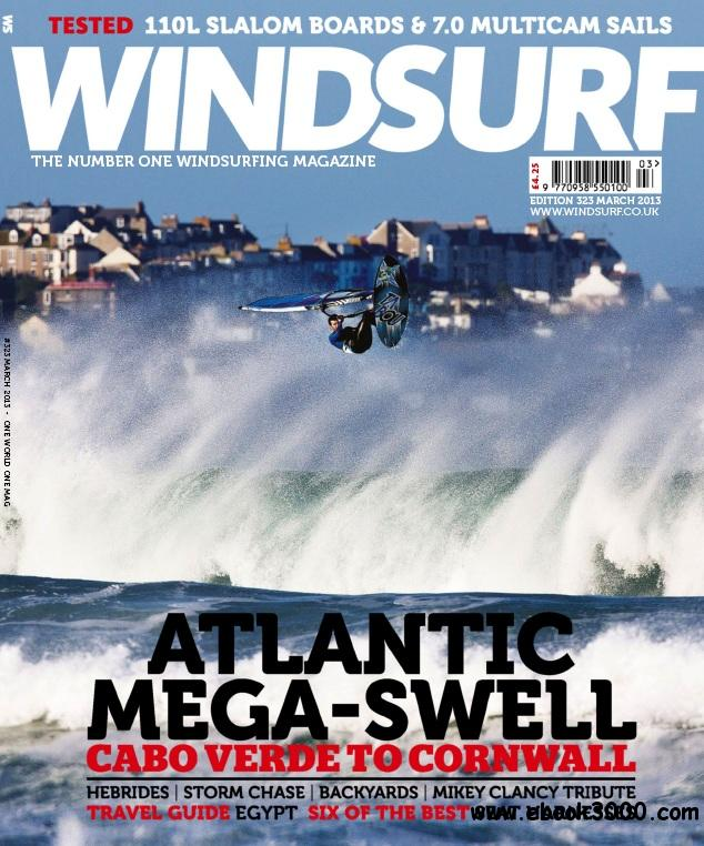 Windsurf - March 2013 free download