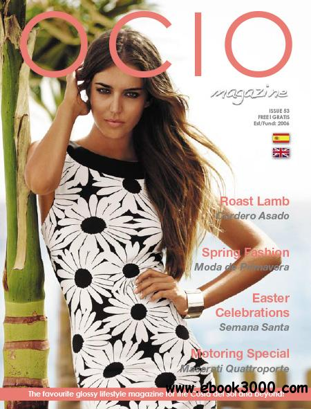 Ocio Magazine - March 2013 free download
