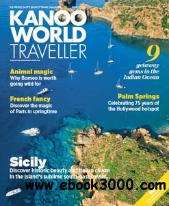 Kanoo World Traveller - March 2013 free download