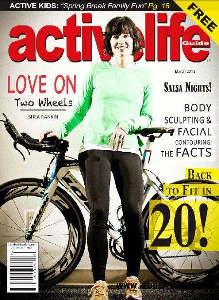 Active Life - March 2013 free download