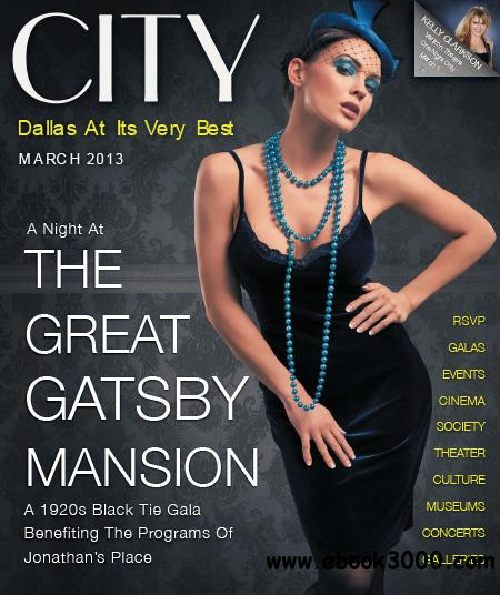 CITY Magazine - March 2013 free download