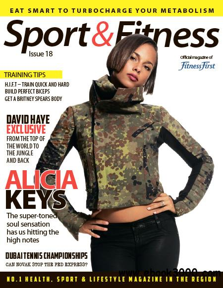 Sport and Fitness Middle East #18 2013 free download