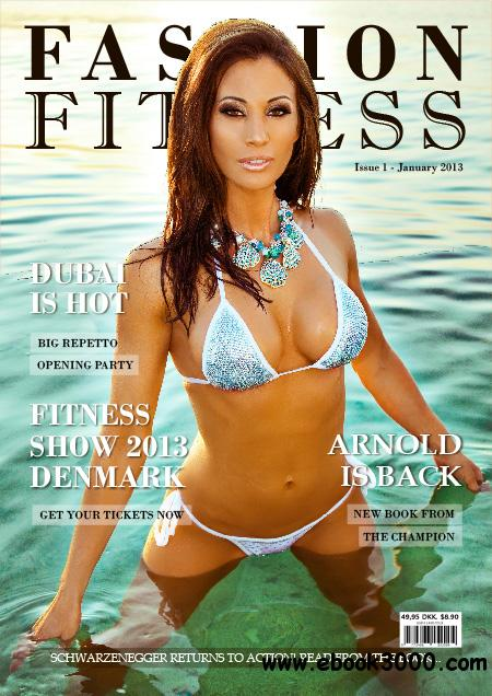 Fashion and Fitness - January 2013 free download