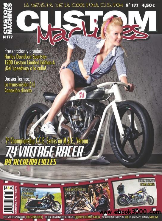 Custom Machines - March 2013 free download