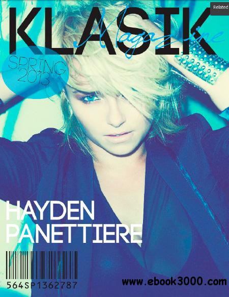 Klasik Magazine - Spring 2013 free download