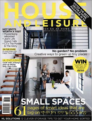 House and Leisure Magazine March 2011 free download