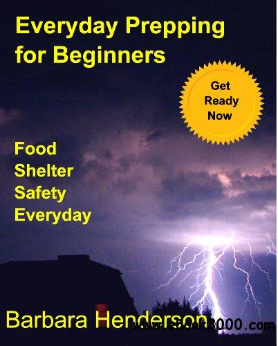 Everyday Prepping for Beginners free download
