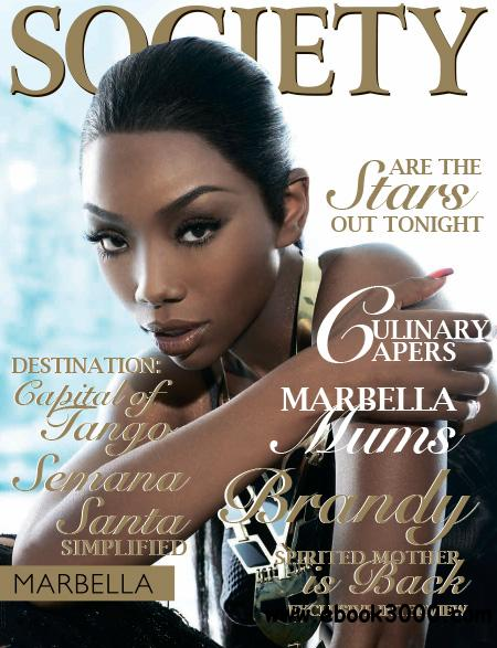 Society Marbella - March 2013 free download