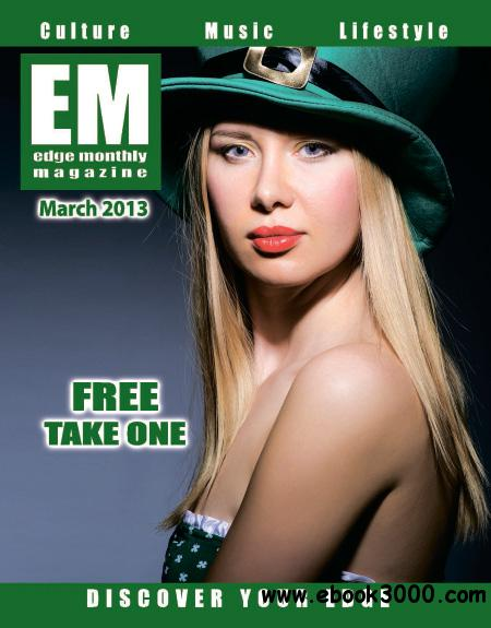 Edge Monthly - March 2013 free download