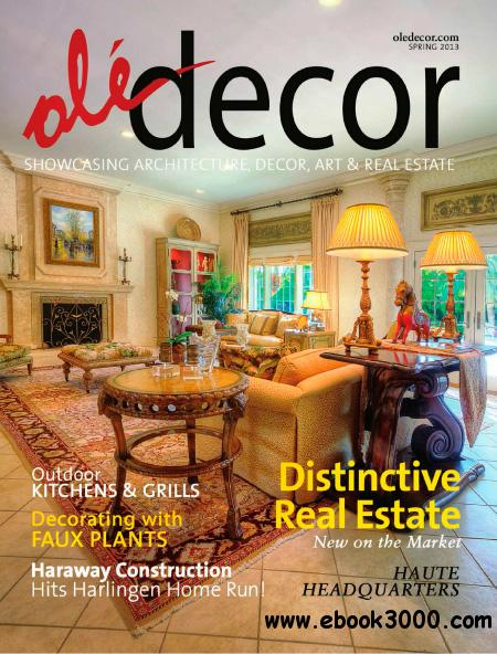 Ole Decor - Spring 2013 free download