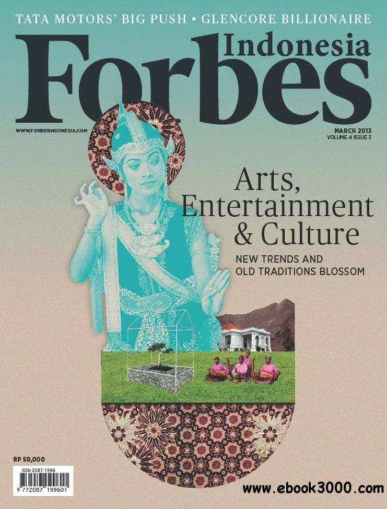 Forbes Indonesia - March 2013 free download