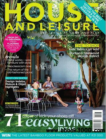 House and Leisure Magazine May 2011 free download
