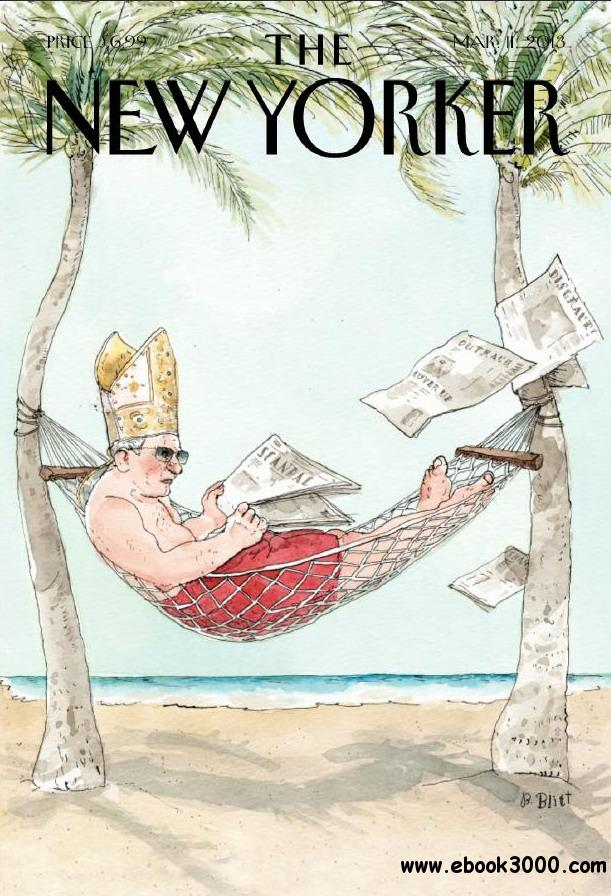 The New Yorker - March 11, 2013 free download