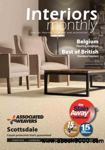 Interiors Monthly - March 2013 free download
