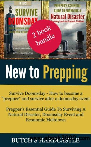 New To Prepping 2 Book Bundle free download