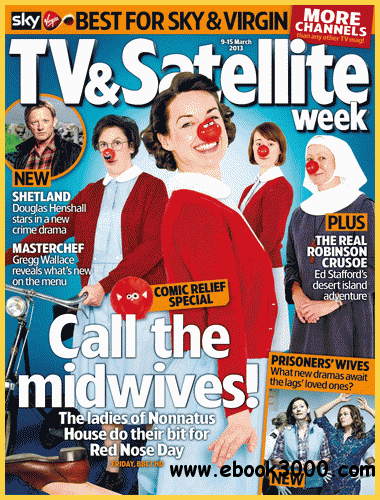TV and Satellite Week ? Issue 2013-03-09 free download