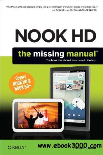 NOOK HD: The Missing Manual free download