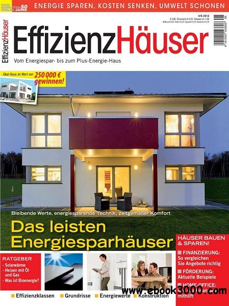 Effizienz Hauser - April/Mai 2013 free download