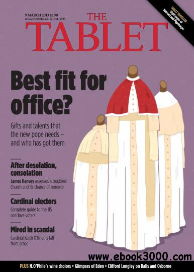 The Tablet - 09 March, 2013 free download