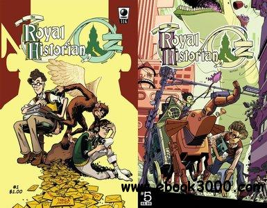 Royal Historian of Oz #1-5 (2010-2011) Complete free download