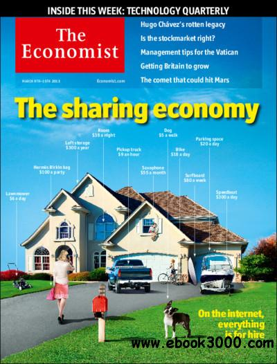The Economist Audio Edition Match 9th - 15th 2013 free download
