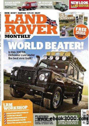 Land Rover Monthly - April 2013 download dree