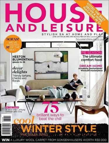House and Leisure Magazine June 2011 free download