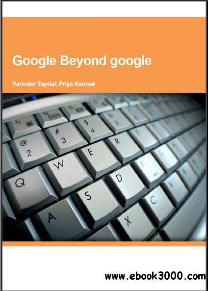 Varinder Taprial, Google Beyond google free download